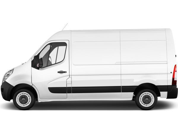 Opel Movano leasen