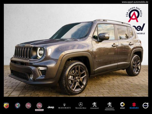 Jeep Renegade 1.3 Plug-In Hybrid S ACC+LED+PDC+