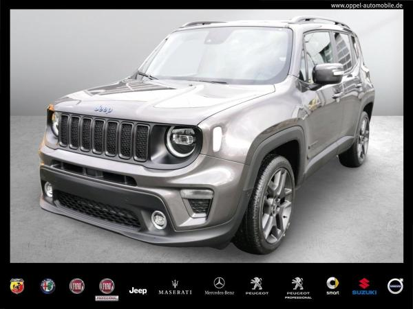 Jeep Renegade 1.3 Plug-In Hybrid S ACC+LED+PDC+NAVI