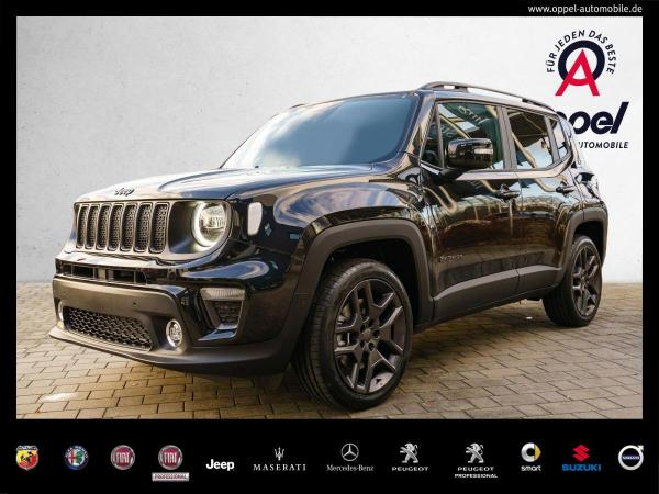 Jeep Renegade 1.3 Plug-In Hybrid S LED+ACC+PDC