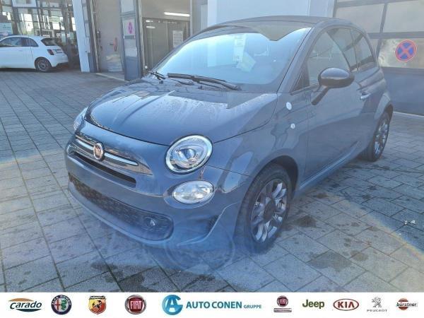 Fiat 500C MY21 1.0 GSE Hybrid HEY GOOGLE 51kW PDC DAB+