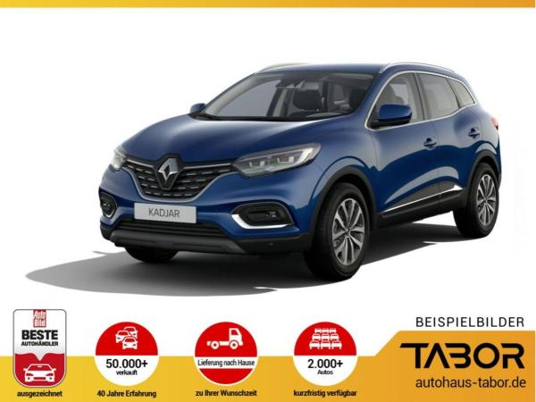 Renault Kadjar Intens TCe 160 EDC GPF Leder Kam