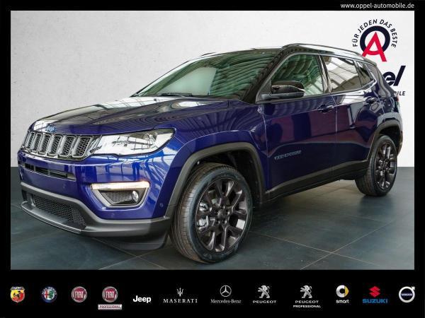 Jeep Compass PHEV S LED+XENON+ALPINESOUND+NAVI+WINTER *GEWERBELEASING*