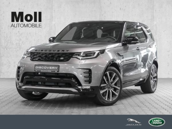 Land Rover Discovery 5 R-Dynamic SE D300 AWD inkl. W+V EU6d Leder LED Keyless AD HUD ACC Rückfahrkam.