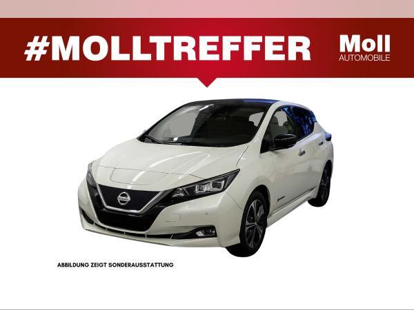 Nissan Leaf N-Connecta MY19 - Winter Paket - Hellbeige Polsterung **Gewerbespezial limitiert bis 31.07.2021**