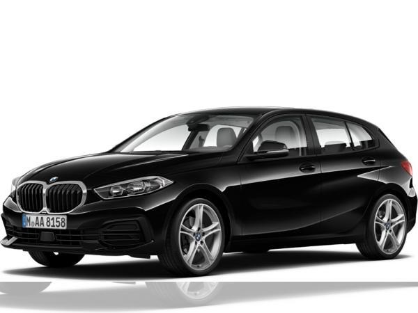 BMW 116 leasen