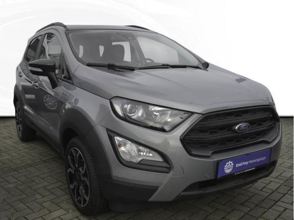 Ford EcoSport leasen