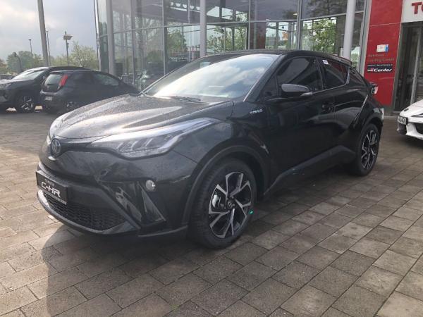 Toyota C-HR leasen