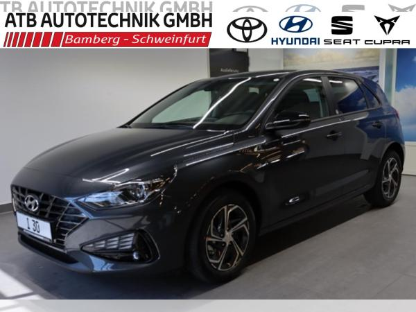 Hyundai i30 leasen