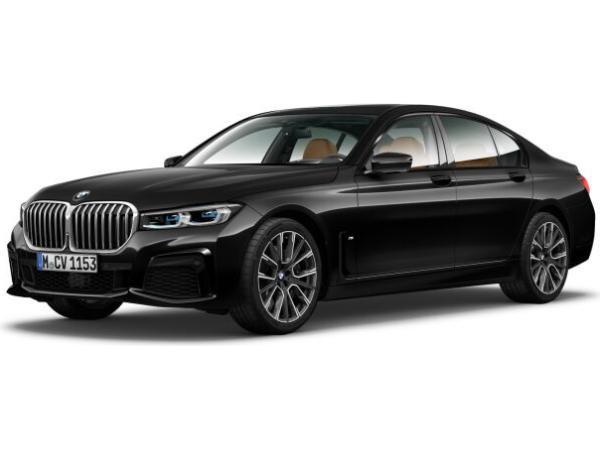 BMW 730 d xDrive Limousine / M Sport / DrivingASS.PROF. / ParkingASS.PLUS / H & K / SHZ vorne & hinten / Hea