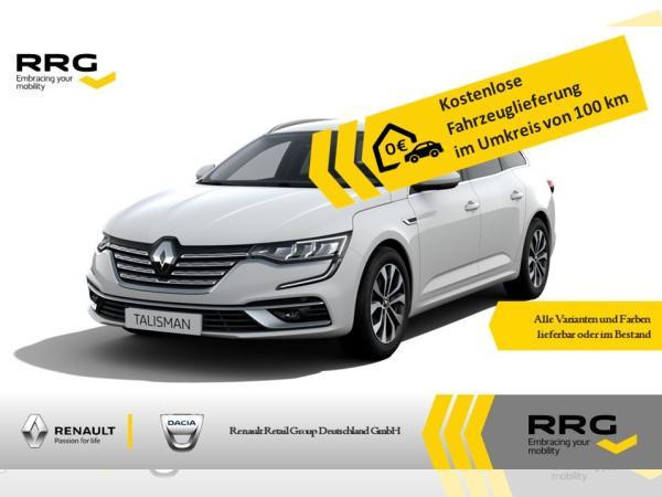 Renault Talisman leasen