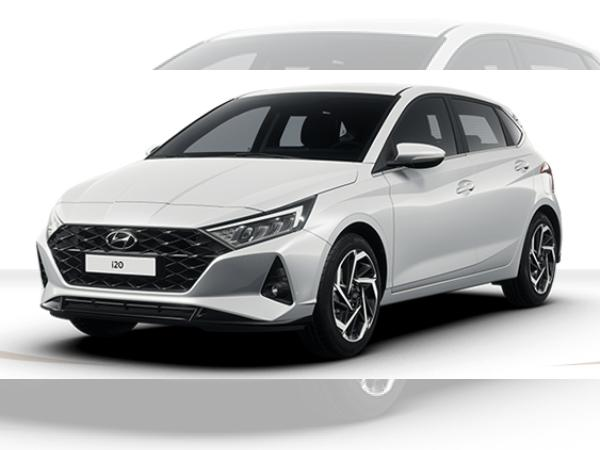 Hyundai i20 1.0 T-Gdi +100PS+48V M/T Intro Edition*Apple CarPlay* Android Auto*Rückfahrkamera*Klimaautomatik*