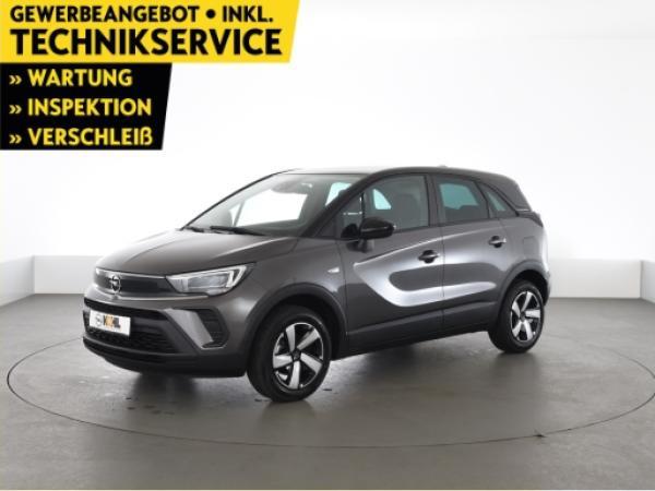 Opel Crossland X Edition* Exclusive für Gewerbliche Fahrzeugbesitzer* Inkl. W&V* Gültig bis zum 31.06.21