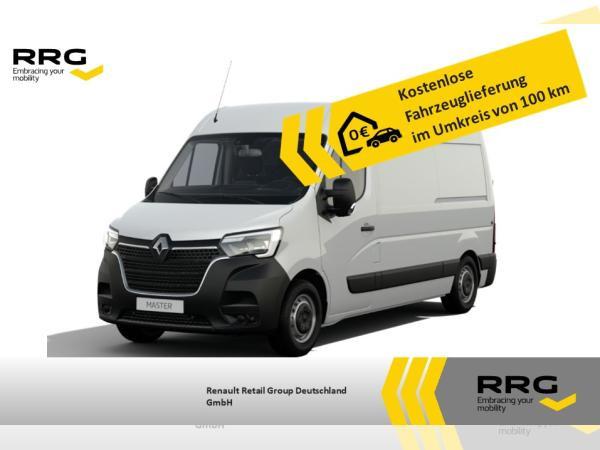 Renault Master Basis Kasten L2H2 3,3t dCi 135 *Inkl. Klima, Einparkhilfe hinten,Radio, Laderraumschutz*