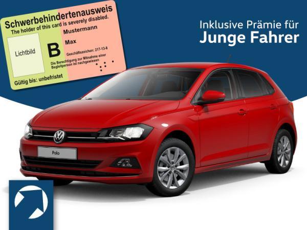 Volkswagen Polo Highline 1,0 l TSI OPF (110 PS) 6-Gang *NAVI*Behindertenangebot für junge Fahrer U21