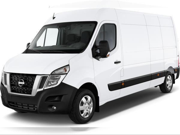 Nissan NV400 leasen