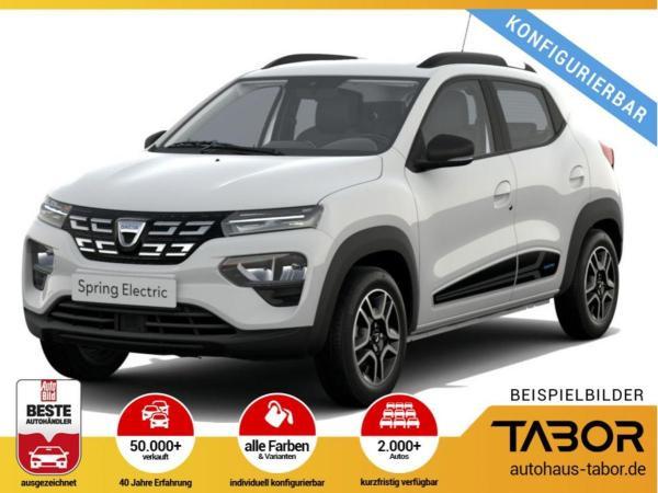 Dacia Spring ELECTRIC Comfort inkl. Förd.*