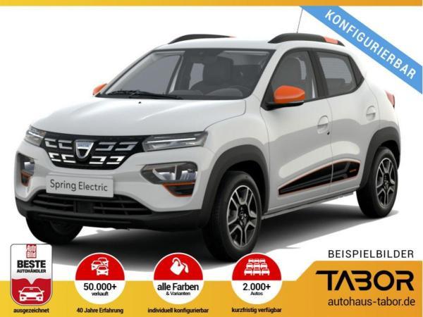 Dacia Spring ELECTRIC Comfort Plus inkl. Förd.*