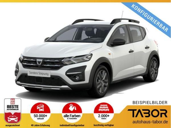 Dacia Sandero Stepway leasen