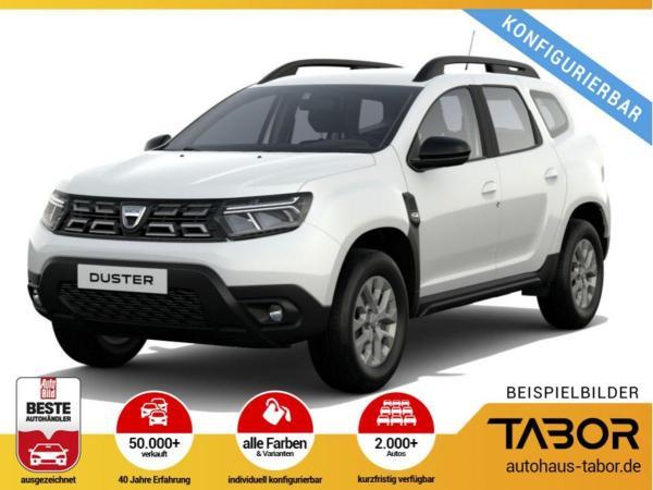 Dacia Duster leasen