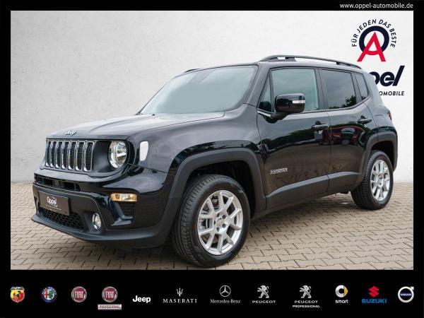 Jeep Renegade leasen