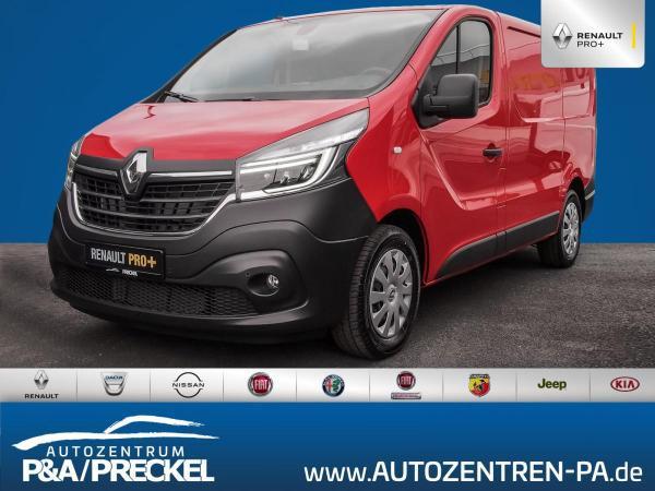 Renault Trafic Komfort L1H1 dCi 145 3,0t / Navi / Klang&Klima