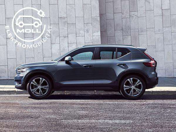 Volvo XC 40 T4 Recharge Inscription Expression