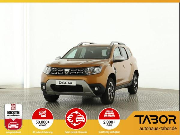 Dacia Duster 1.3 TCe 130 Anniversary Nav TechnikP SHZ