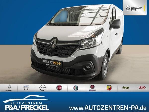 Renault Trafic L1H1 dCi 145 3,0t / Klimaanlage/Einparkhilfe/Tempopilot/Holzboden