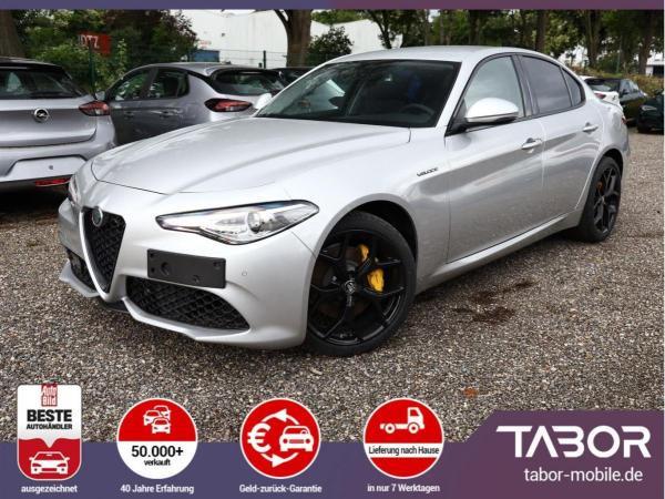 Alfa Romeo Giulia 2.2 Turbo 210 AT8 Q4 Veloce Leder Sound