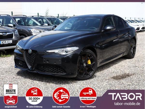 Alfa Romeo Giulia 2.2 Turbo 210 AT8 Q4 Veloce Sound