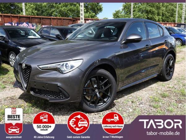 Alfa Romeo Stelvio 2.0 Turbo 280 AT8 Q4 Veloce Leder Nav