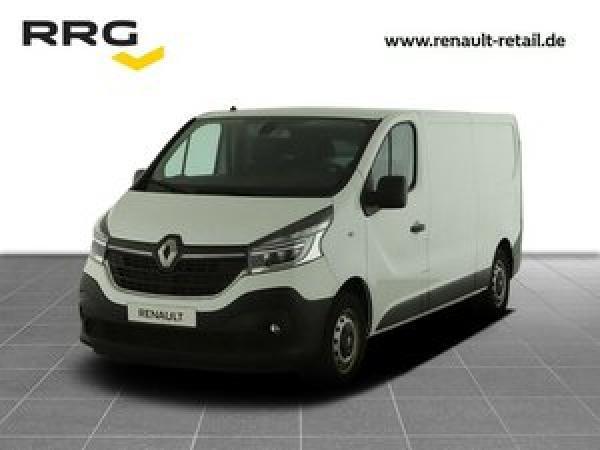 Renault Trafic leasen