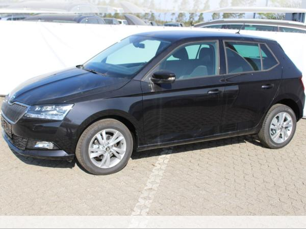 Skoda Fabia Limousine Style 1.0 TSI 5-Gang mit 32% Rabatt -12732