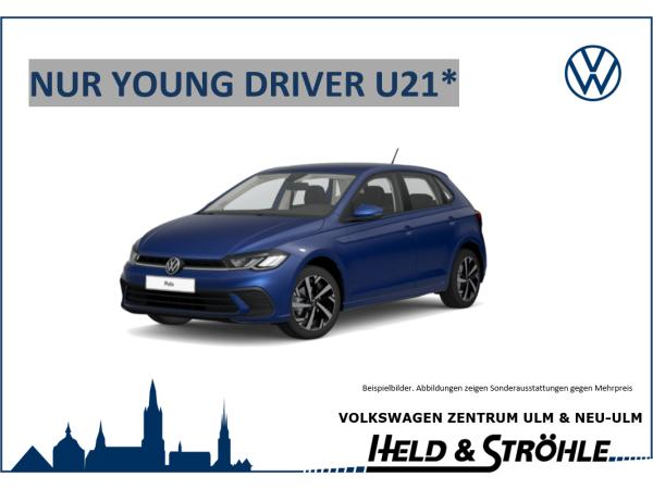 Volkswagen Polo 1,0 l 59 kW (80 PS) 5-Gang #YOUNG DRIVER U21