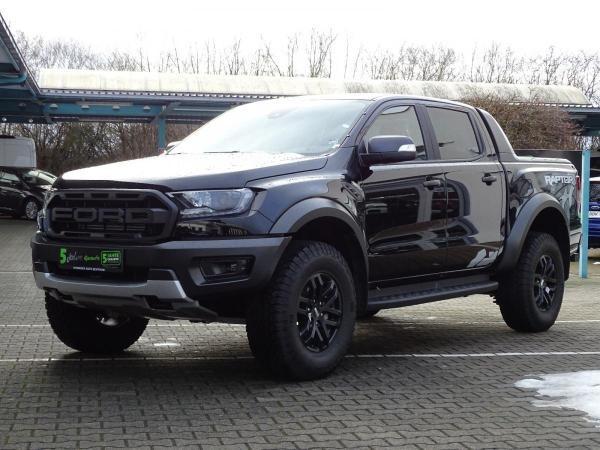 Ford Ranger RAPTOR*STANDHEIZUNG*ANHÄNGERKUPPLUNG*SOFORT VERFÜGBAR