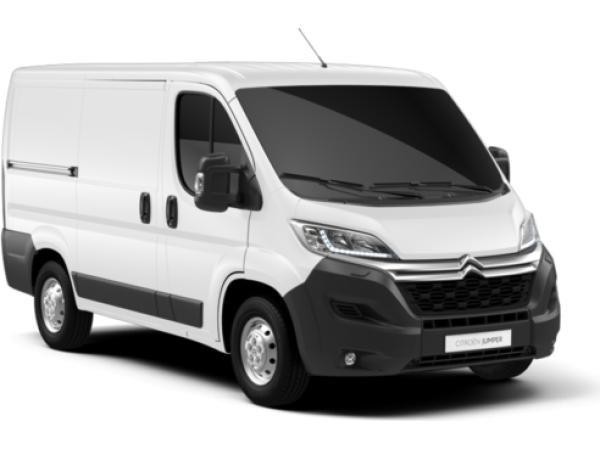 Citroën Jumper leasen