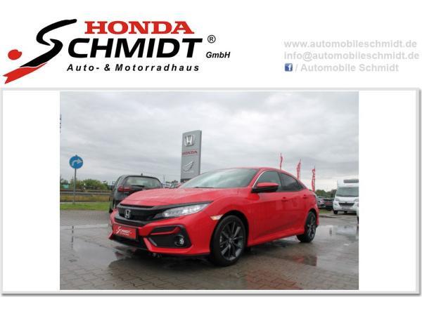 Honda Civic leasen