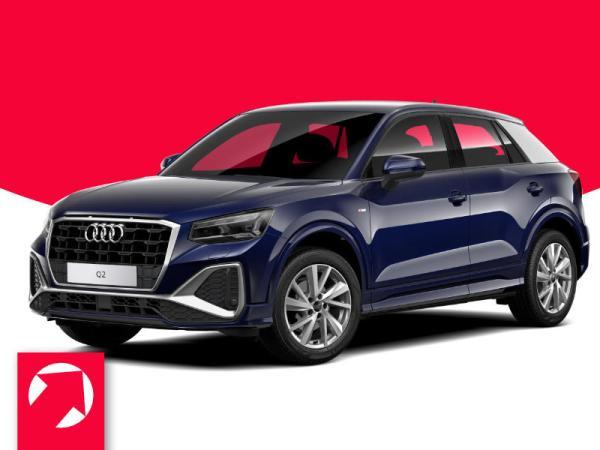 Audi Q2 S line 35 TFSI S tronic MENSCHEN MIT BEHINDERUNG