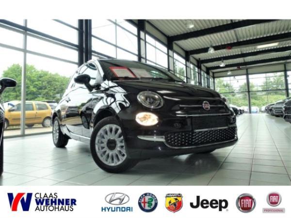 Fiat 500C Cabrio Dolcevita MY 21 1.0  GSE Hybrid Klima , Android Auto, Apple