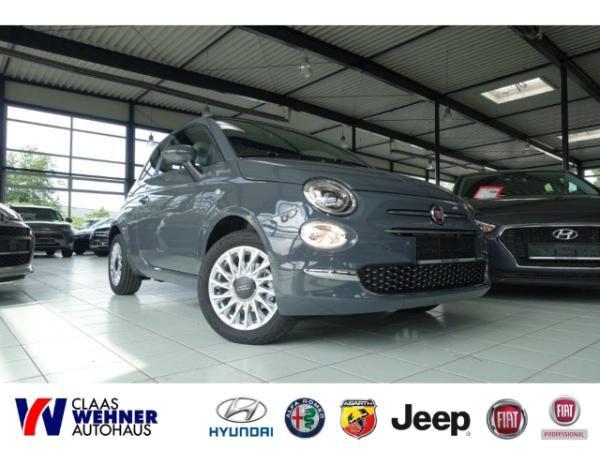 Fiat 500 Dolcevita MY 21 1.0  GSE Hybrid Einparkhilfe hinten, Apple/Android  Auto