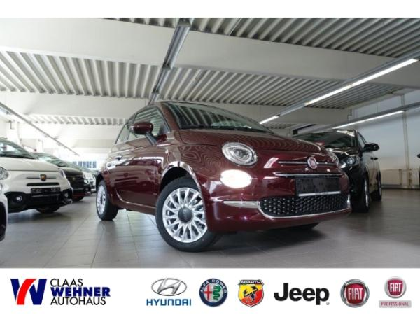 Fiat 500 Dolcevita MY 21 1.0  GSE Hybrid, Apple, Android Auto, Klimaanlage Einparkhilfe hinten