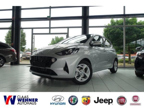 Hyundai i10 leasen