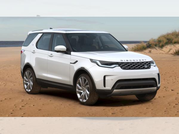 Land Rover Discovery D250 AWD HSE 7-Sitzer 22