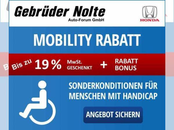 Honda e | mit Extra Mobility Rabatt!