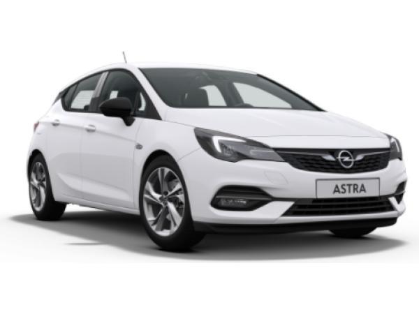 Opel Astra K Lim. 5-trg. *145PS**Gewerbe**Eroberung* Weiß