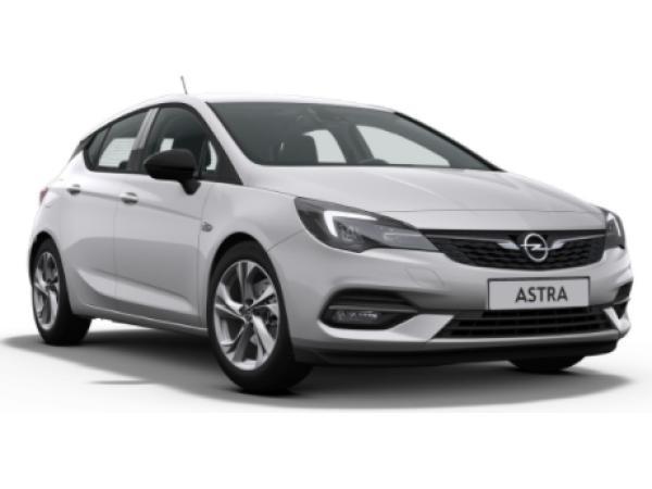 Opel Astra K Lim. 5-trg. *145PS**Gewerbe**Eroberung* Silber