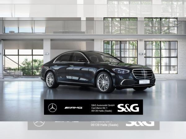 Mercedes-Benz S 350 leasen