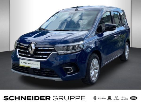 Renault Kangoo leasen