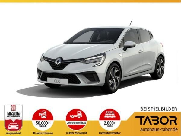 Renault Clio R.S. LINE TCe 140 ParkAssist Kam PDC vo/hi
